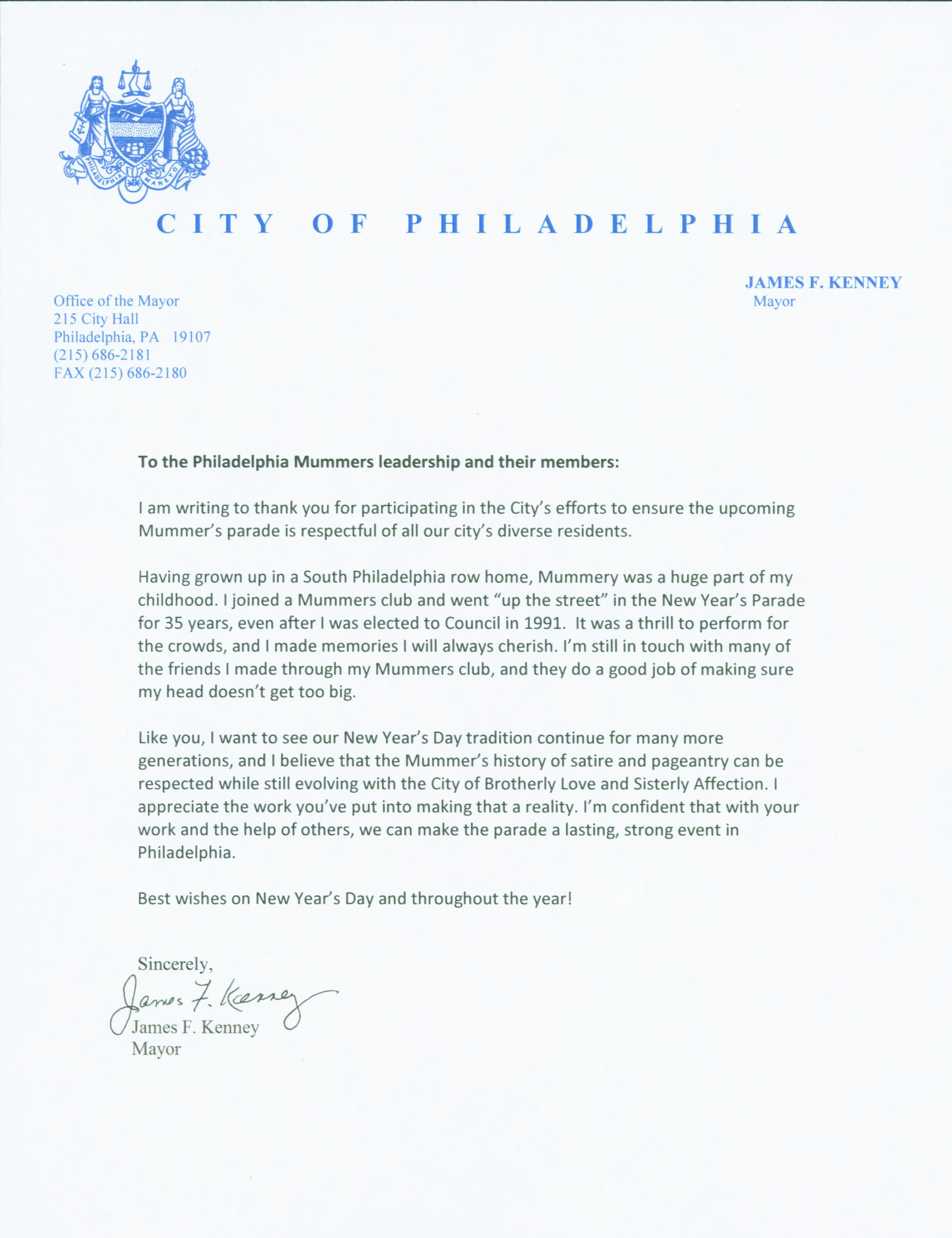 mayor-kenney-message_12-19-16
